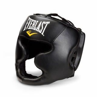 Everlast Mma Headgear Black 7420 - 7420LXL
