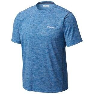 Columbia Deschutes Runner Short Sleeve Shirt Mens