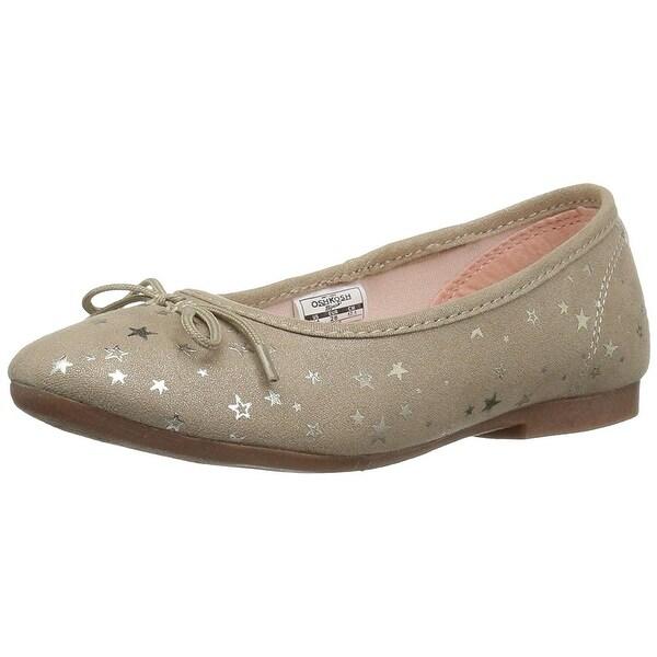 75bdb5a0396c5 Shop OshKosh B'Gosh Kids' Gwen Girl's Ballet Flat - On Sale - Free ...