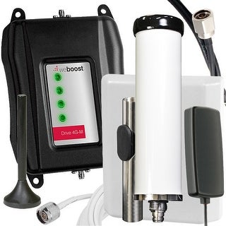 Marine/Vehicle weBoost Drive 4G-M 2-in-1 Cell Signal Booster 470121