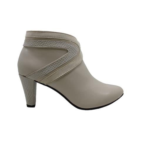 Karen Scott Women's Shoes Wendaa Fabric Closed Toe Ankle Fashion Boots