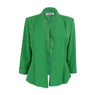 Kasper Women's Makali Open-Front Jacket|https://ak1.ostkcdn.com/images/products/is/images/direct/db822f40492ec74332b4ef5f80eececd20e8cfca/Kasper-Women%27s-Makali-Open-Front-Jacket.jpg?impolicy=medium