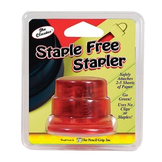 Link to (6 Ea) Staple Free Stapler Carded Similar Items in Collectibles