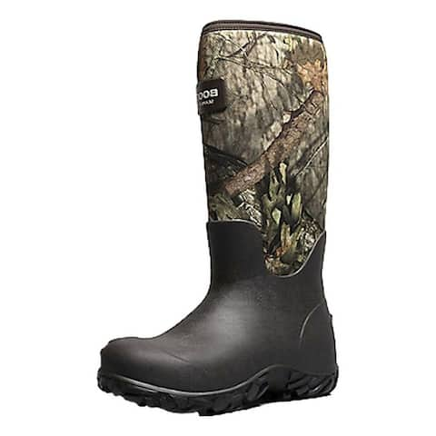 Bogs Outdoor Boots Mens Waterproof Snake Bite Lined Rubber