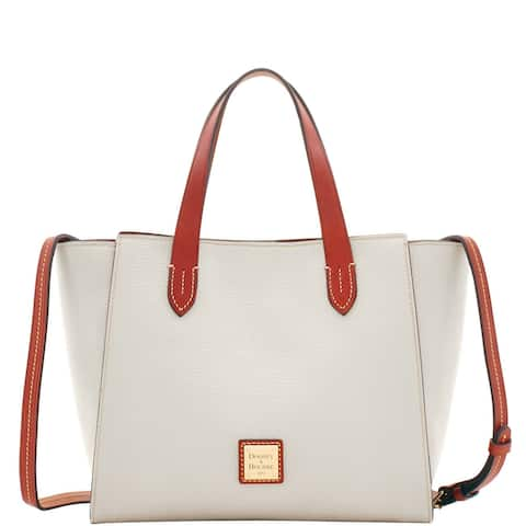 0a76acd7dcc4 Dooney & Bourke Pebble Grain Ridge Satchel (Introduced by Dooney & Bourke  in Nov 2018