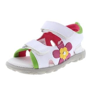 Rachel Shoes Laguna Infant Girls Embellished Sandals - 7