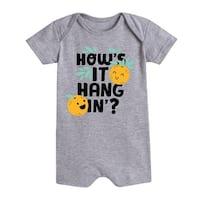 Hows It Hangin - Infant Romper
