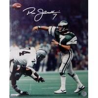 Ron Jaworski signed Philadelphia Eagles 16x20 Photo