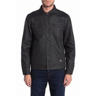 Link to Weatherproof Mens Jacket Black Size 2XL Faux Shearling Lined Trucker Similar Items in Men's Outerwear