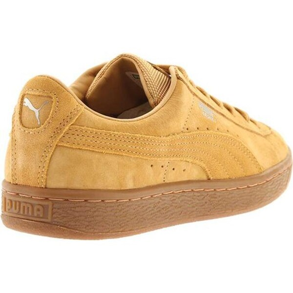 puma basket classic weatherproof sneaker