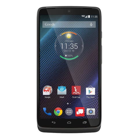 Motorola DROID Turbo XT1254 32GB Verizon CDMA Android Phone w/ 21MP Camera (Certified Refurbished)