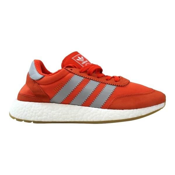 5ee8049521036 Shop Adidas Iniki Runner W Orange BA9998 Women s - Free Shipping ...
