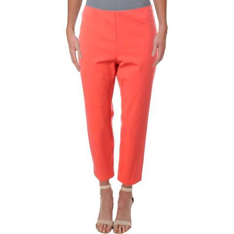 Lauren Ralph Lauren Womens Capri Pants High-Rise Day To Night