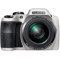 Fujifilm FinePix S9900W Digital Camera (White) (International Model)