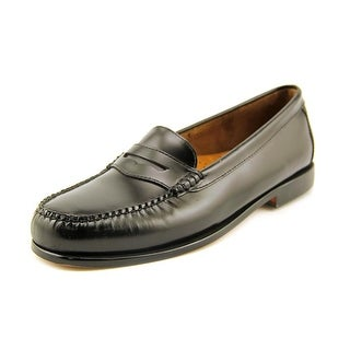 GH Bass & Co Wayfarer W Round Toe Leather Loafer
