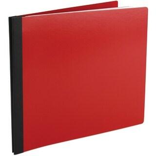 "S.E.I. The Preservation Series Album 8""X8""-Red"
