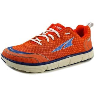 Altra Instinct 3 Round Toe Synthetic Running Shoe