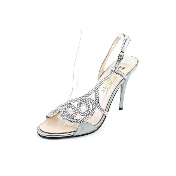 E! Live From The Red Carpet E0014 Open Toe Canvas Sandals