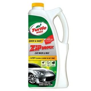 Turtle Wax T79 Zip Wax Car Wash, 64 Oz