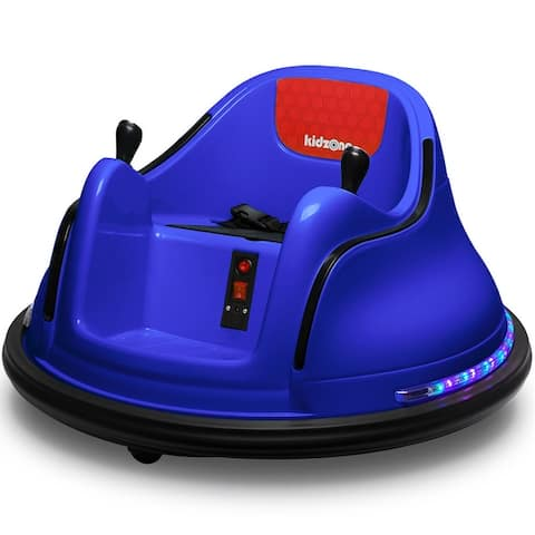 Kidzone Kid Toy Race 00-99 Electric Ride On Bumper Car ASTM-certified - standard