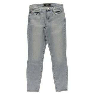 J Brand Womens Capri Jeans Denim Light Beach Line - 26