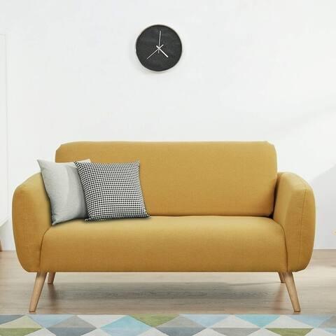 Carson Carrington Vallakra Polyester Loveseat Sofa