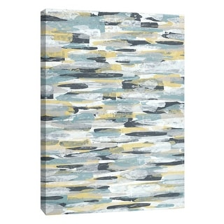 """PTM Images 9-108489  PTM Canvas Collection 10"""" x 8"""" - """"Encore 1"""" Giclee Abstract Art Print on Canvas"""