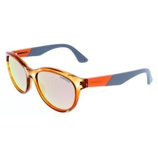 Carrera CA5011/S 8GT Camouflage Orange Wayfarer Sunglasses
