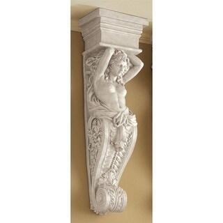 Design Toscano Caryatid Wall Sculpture