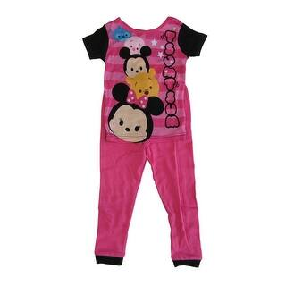 Disney Girls Pink Black Tsum Tsum Short Sleeve Two Piece Pajama Set https://ak1.ostkcdn.com/images/products/is/images/direct/dba9a7fe5c0f7d4be3aa7a11d482589fa5599290/Disney-Girls-Pink-Black-Tsum-Tsum-Short-Sleeve-Two-Piece-Pajama-Set-4-8.jpg?impolicy=medium