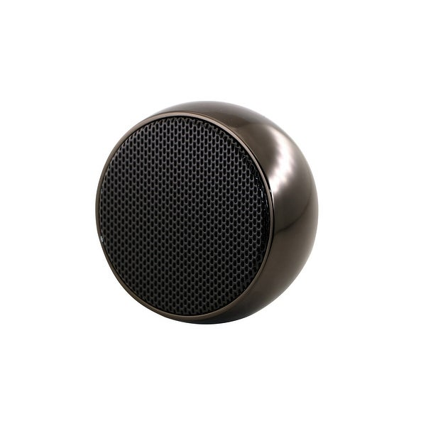 TechComm Mesh Wireless Portable Mini Bluetooth Hi-Fi Speaker