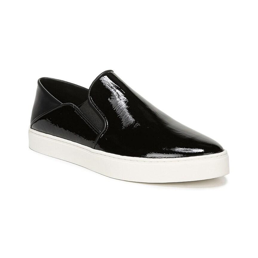 Shop Vince Garvey Patent Sneaker