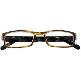Evolutioneyes E-Specs +1.00 Tortoise with Black Temples Computer Readers