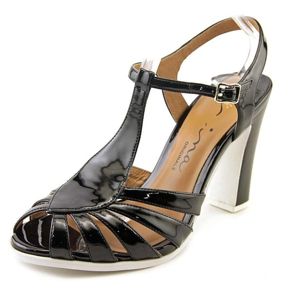 Nina Sibeal Open Toe Synthetic Platform Sandal
