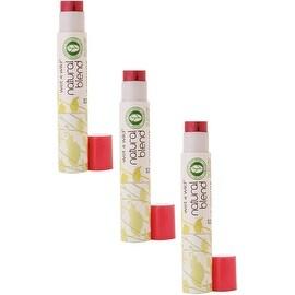 Wet n Wild Natural Blend Lip Shimmer, Berry [104], 3 pack