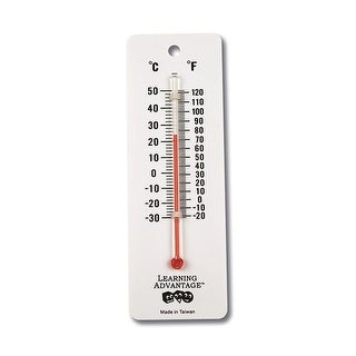 Learning Advantage CTU7632 Student Thermometers