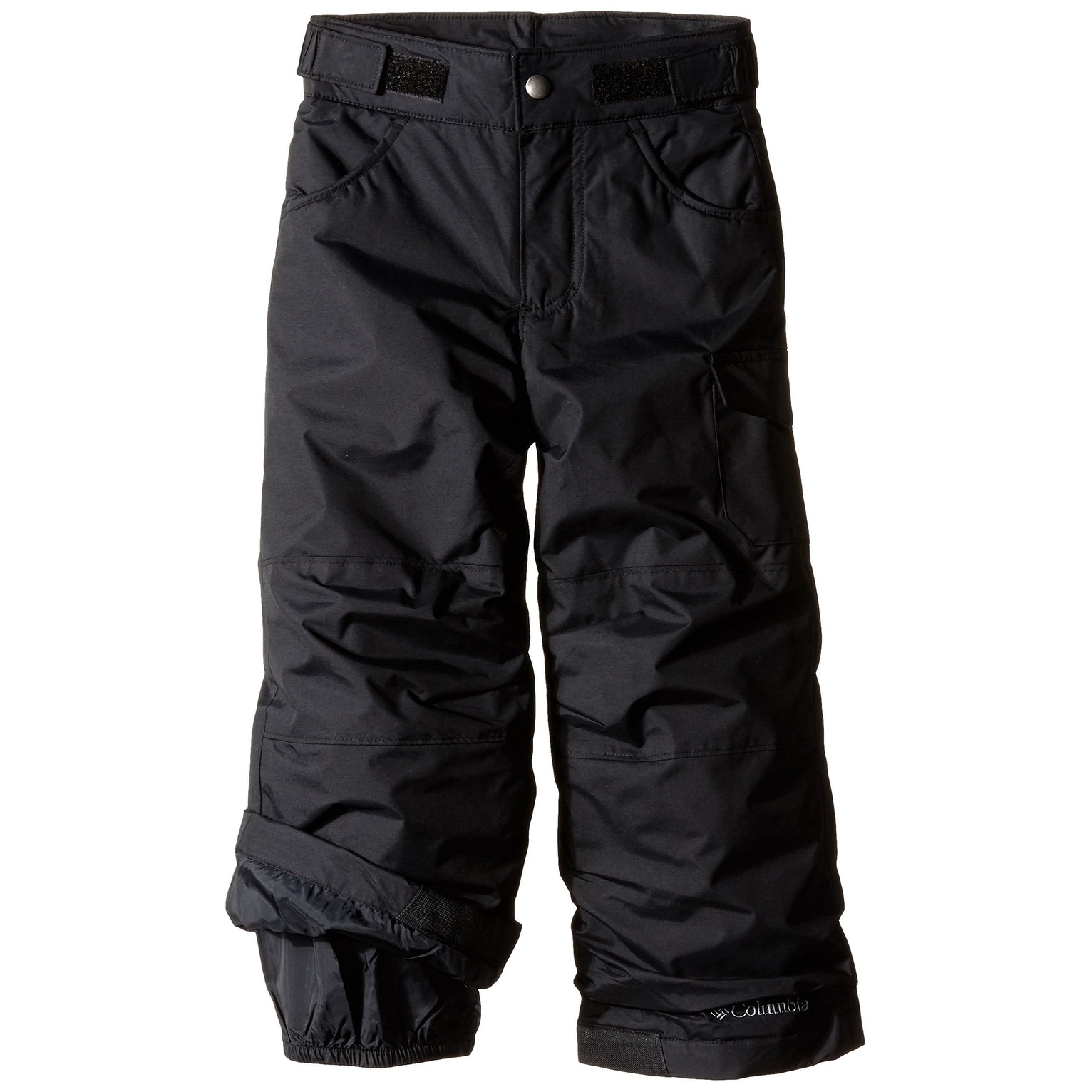 Columbia Black Girls Size XL 1820 Starchaser Peak Insulated Pants
