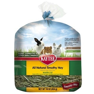 Kaytee Wafer Cut Hay 16oz