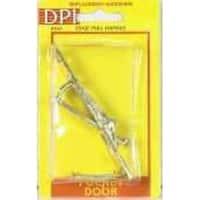 Prime Line 161496 Pocket Door Flush Cabinet Pull, Brass