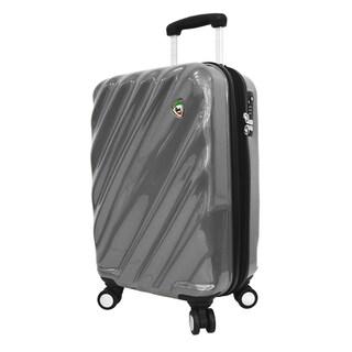 Mia Toro ITALY 24 Inch Onda Fusion Hardside Spinner Luggage