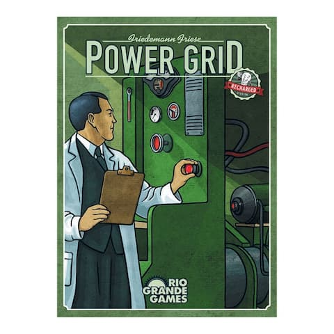 Power Grid: Recharged Edition - Multi