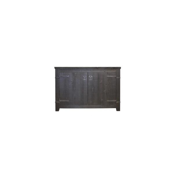 "Native Trails VNB48 Americana 48"" Reclaimed Wood Vanity Cabinet"
