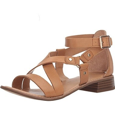 Franco Sarto Womens April, Tan, Size 7.0