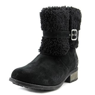 Ugg Australia Blayre II Round Toe Suede Winter Boot