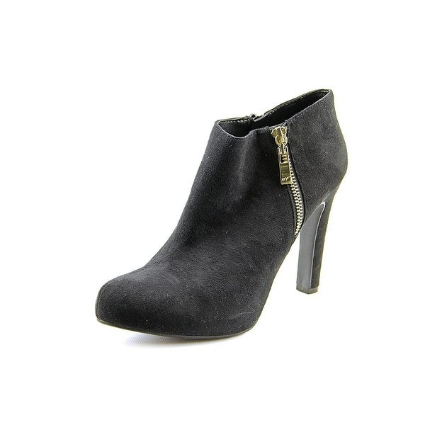 Marc Fisher Womens September 2 Almond Toe Ankle Fashion Boots