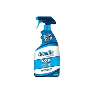 Woolite 0805 Oxy Deep Stain & Odor Remover, 22 Oz