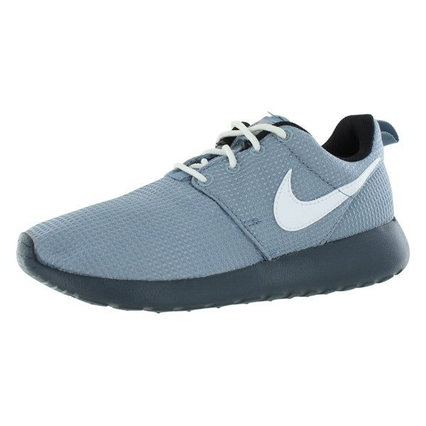 b84ce300dc5ac Shop Nike Roshe Run (Gs) Casual Kid s Shoes - 2 m - Free Shipping ...