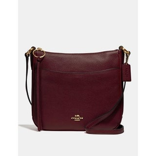 Link to COACH Chaise leather cross-body bag Similar Items in Shop By Style