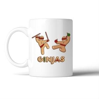 Christmas Ginjas  Mug Christmas Gift Idea Cute Ceramic Mugs