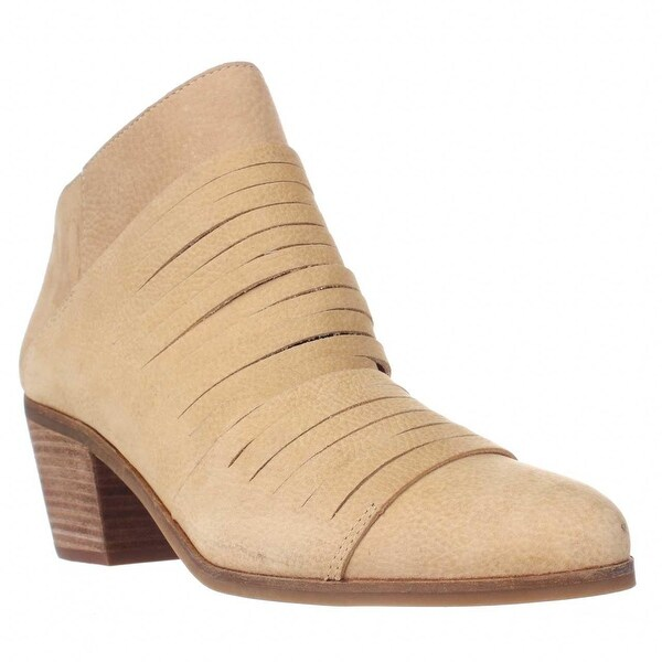 Lucky Brand Zavrina Multi Strap Ankle Boots, Incense - 9 us